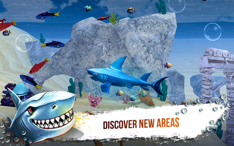 Hunting Shark 3D Screenshot - 4