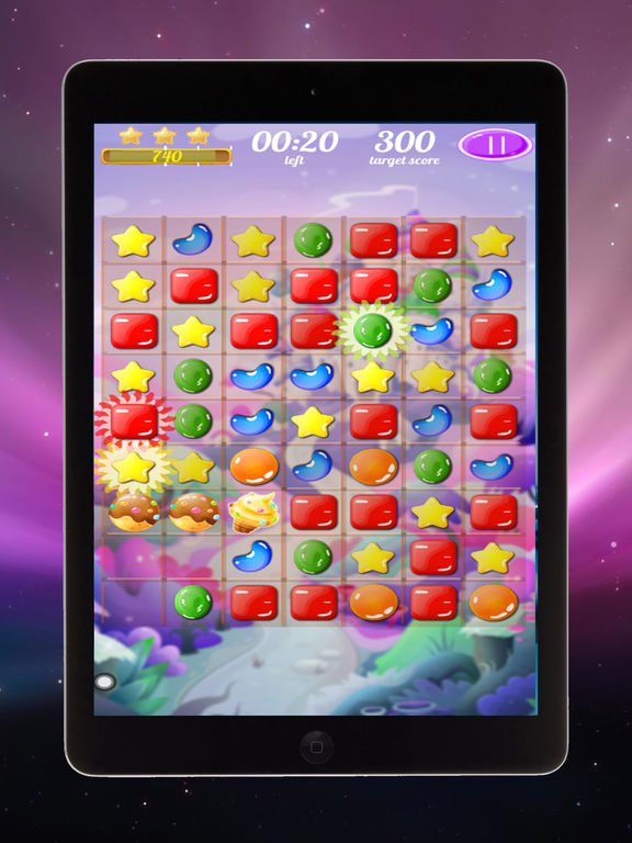 Sweet Candy Jelly Blast screenshot 6