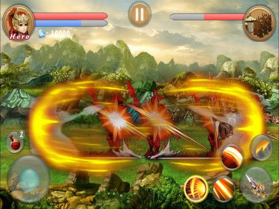 God Sword Waked screenshot 7