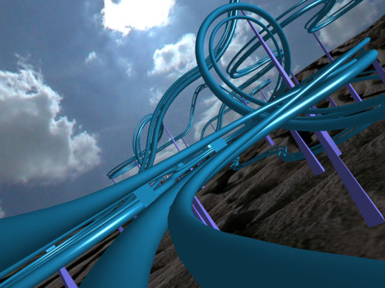 Coaster! 3D Stereograph iPad Screenshot 5