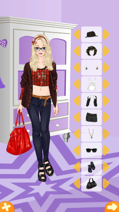Fashion DressUp Girls screenshot