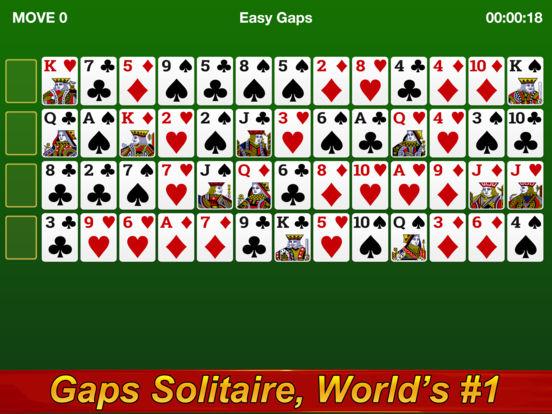 App Shopper: Gaps Solitaire (Games)