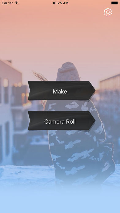 Music slideshow-Make video with photo and music screenshot 3