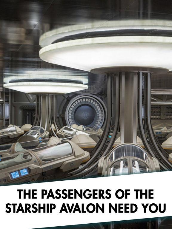 Passengers: Official Game для iPad