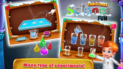Christmas Science Fun screenshot 4