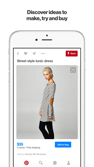download Pinterest apps 3