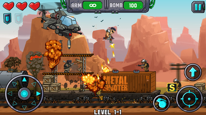 Metal Shooter screenshot 3