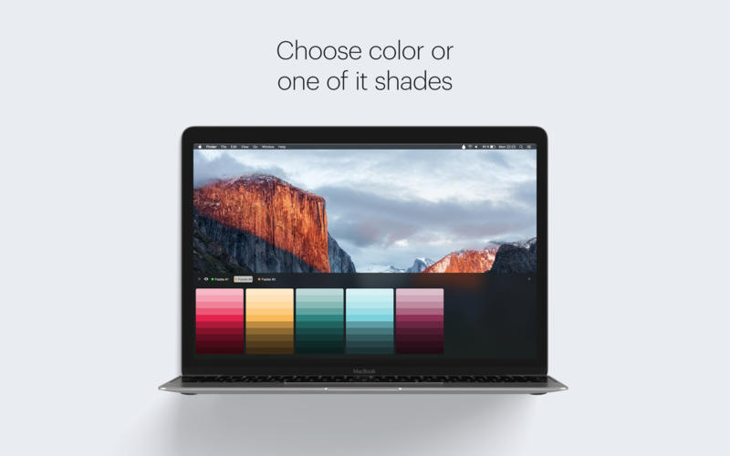 Pikka - Color Picker for Mac 1.3.6 - 易用强大的屏幕取色