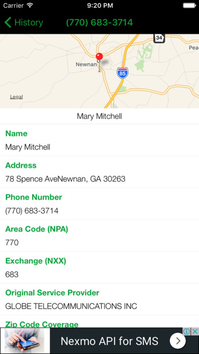 Caller ID Reverse Phone Number Lookup IPA Cracked for iOS Free