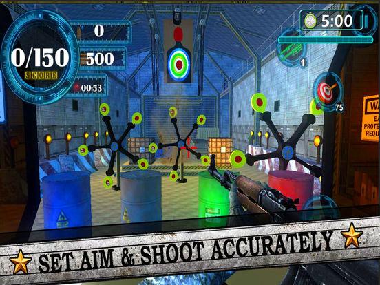 Скачать Симулятор боевого стрельбы из ярости 3d