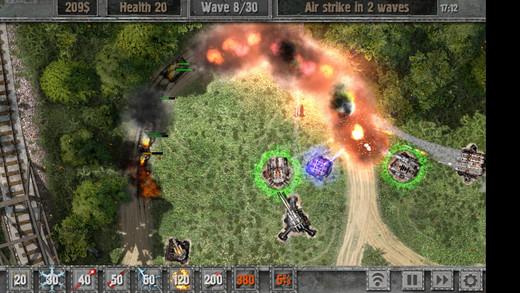 Defense Zone 2 HD Screenshots