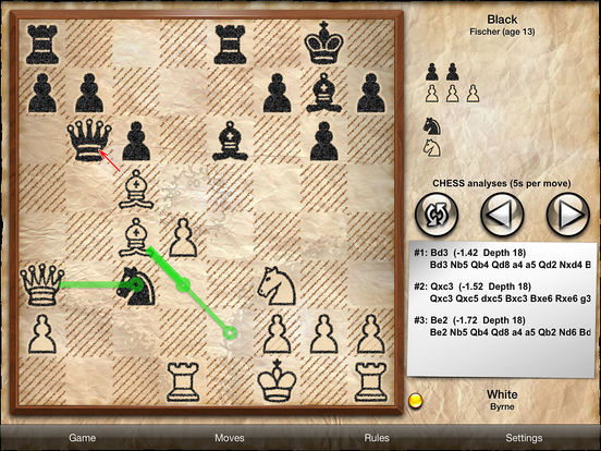 Chess Pro - with coachscreeshot 4