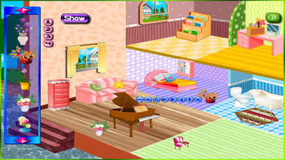 My Perfect House Decorating App Report On Mobile Action