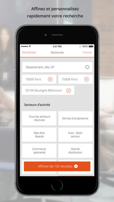 AgoraBiz iPhone Screenshot 4