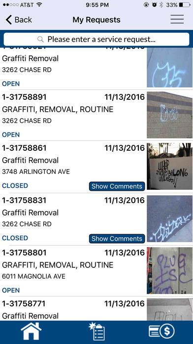 Riverside Resident Connect (311) iPhone Screenshot 4