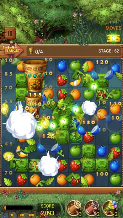 Фруктовый лес: Радужное яблоко Скриншоты5