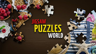 Jigsaw Puzzles World screenshot 5