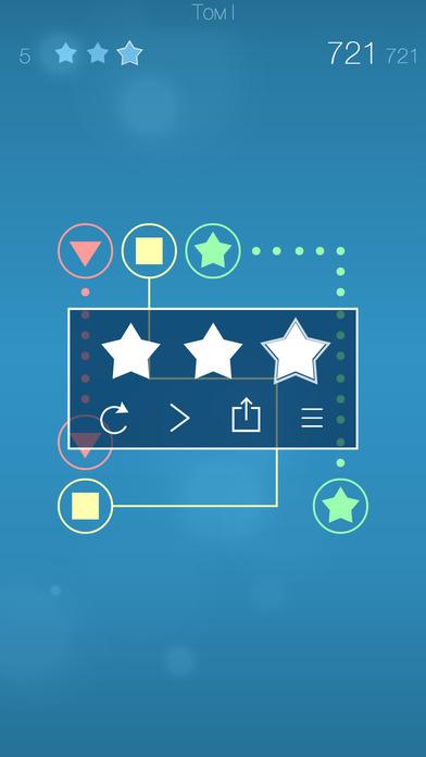 Symbol Link – новая игра от создателя Тетриса Screenshot