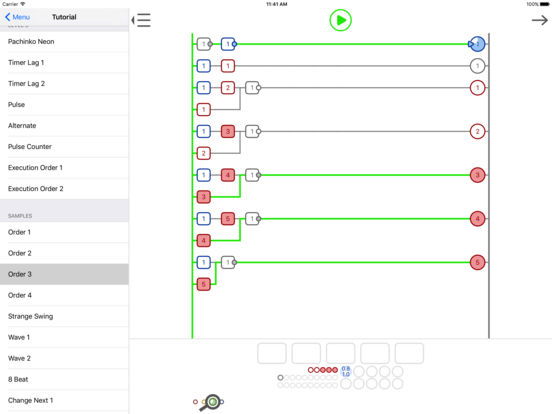 LadderTouchLite iPad Screenshot 2