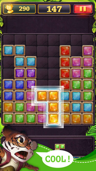 Block Puzzle Jewel! screenshot 3