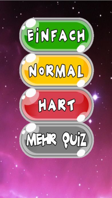 iQuiz Deutsch screenshot 1
