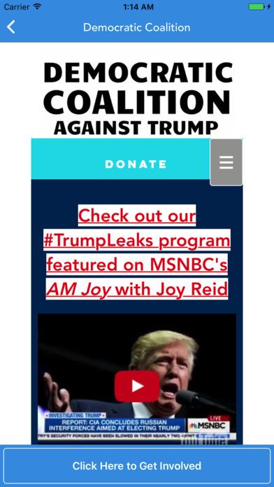 BoycottTrump screenshot 4