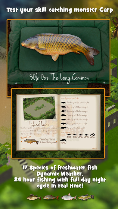 Carpcraft: Carp Fishing Screenshot
