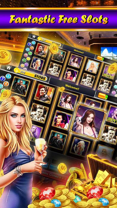Screenshot 1 Бесконечные игровые автоматы: Отпуск в касино
