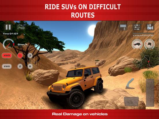 OffRoad Drive Desert Screenshots