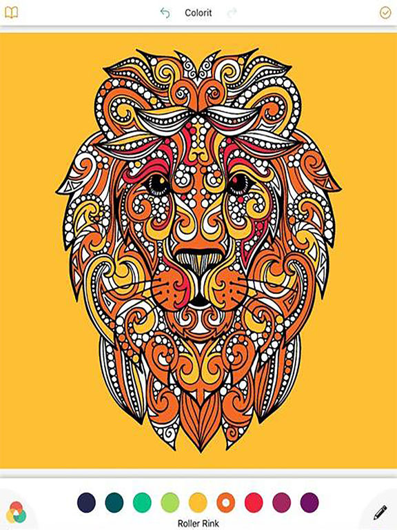 iphone coloring book adults recolor
