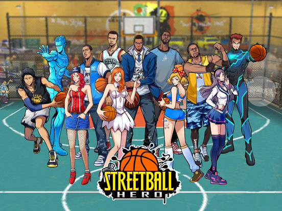 Streetball Hero screenshot 6