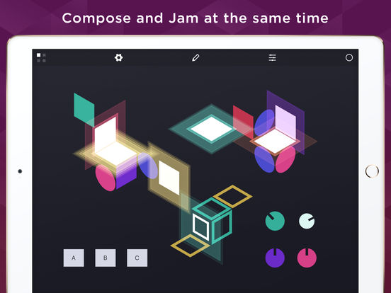 KRFT Modular Music Making Screenshots