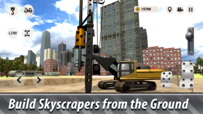 Skyscraper Construction Simulator Full screenshot 2
