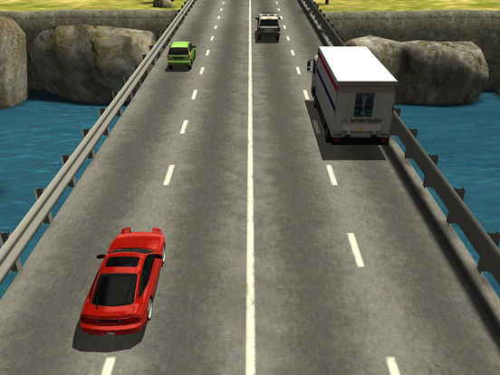 Screenshots of Traffic Racer for iPad