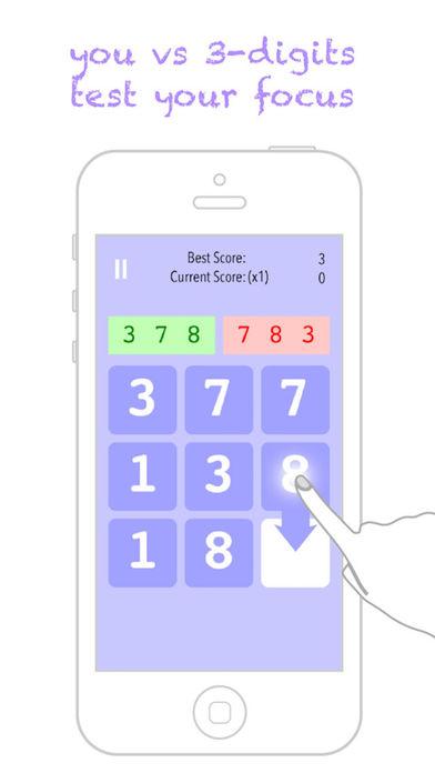 MoveMove - Matching Numbers Screenshots