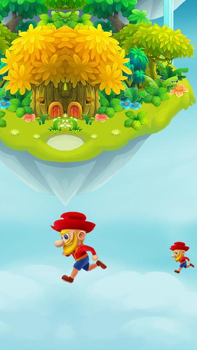 Screenshot 2 Fun Mr Adventure Dash — Jump&Run For Jungle World