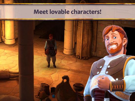 Book of Unwritten Tales 2 Screenshots
