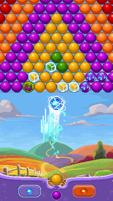 Bubble Wonderland screenshot 2