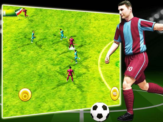 Soccer Sports Stadium World's Player Pro screenshot 7