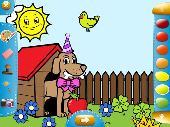 Screenshots for Joypa Colors - Interactive Coloring Game