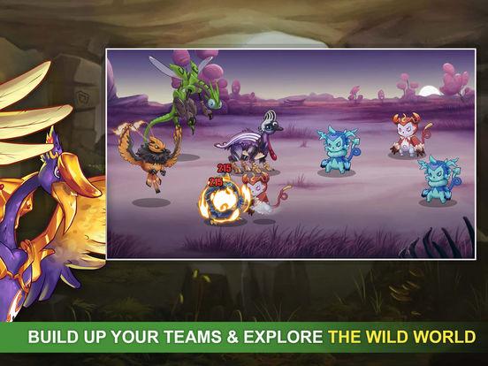 Monster Age - Evolve, Breed, & Collect Pet Legendsscreeshot 4