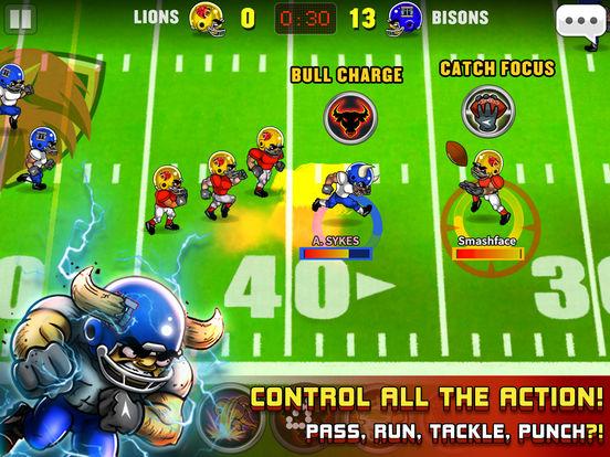 Football Heroes Online Скриншоты9