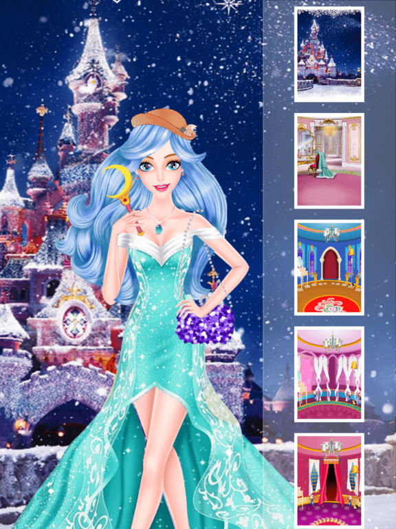 App Shopper Winter Fashion Show Make Up Game For Girls
