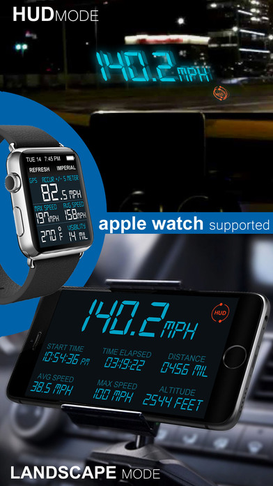 Speedometer GPS -TM 2 Screenshots