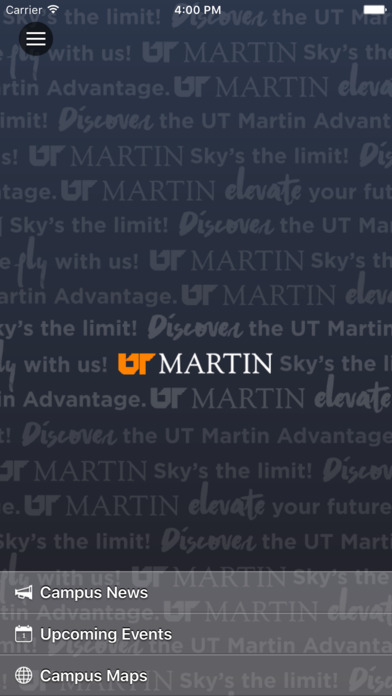 UTM Mobile iPhone Screenshot 1