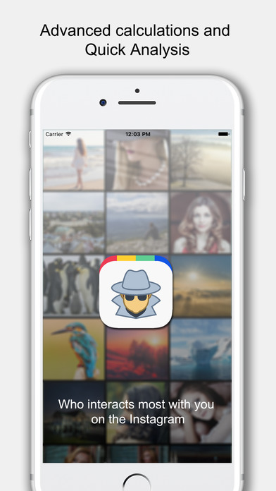 InstaView - Profile Analysis Tool for Instagram Screenshots