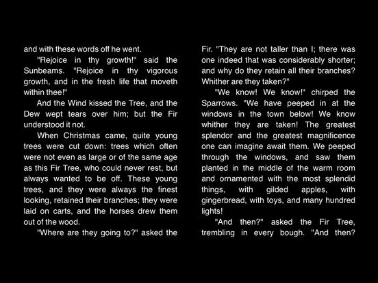 Short Stories eReader iPad Screenshot 1