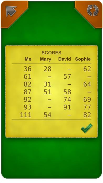 Jogo das Copas Jogos gratuito para iPhone / iPad screenshot