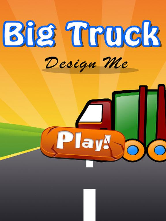 app shopper monster design games big truck version games. Black Bedroom Furniture Sets. Home Design Ideas