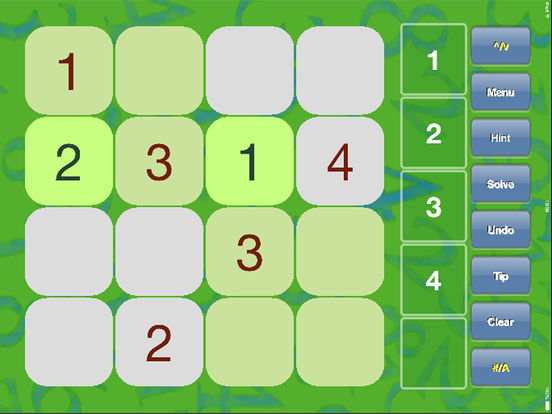 Sudoku Kid Lite iPad Screenshot 1